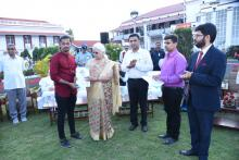 Hon'ble Governor felicitated the winners of Quiz competition under celebration of Constitution of India Week 2019 - initiative of Hon'ble Governor